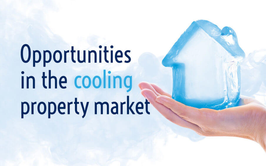 Opportunities cooling property market Adelaide Acorn