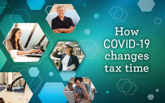 How Covid19 changes Tax time
